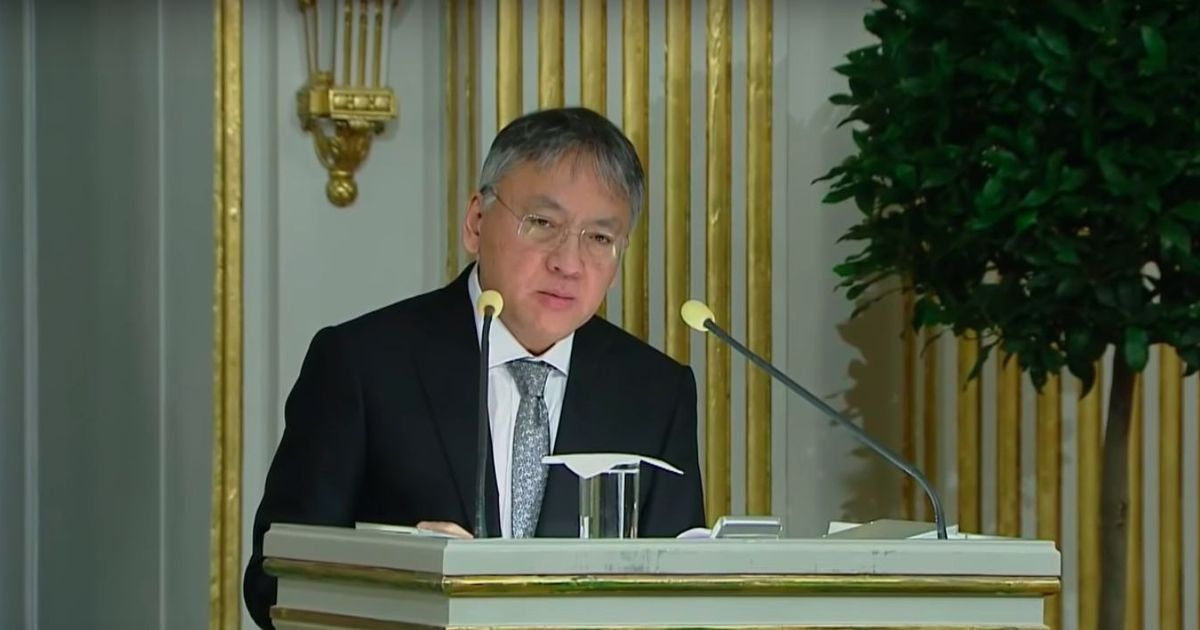 'What should we choose to remember?': Read Nobel Prize for Literature winner Kazuo Ishiguro's speech