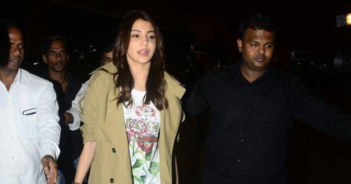 अभिनेत्री अनुष्का शर्मा की यह विदेश यात्रा क्या विराट कोहली से शादी के लिए ही है?