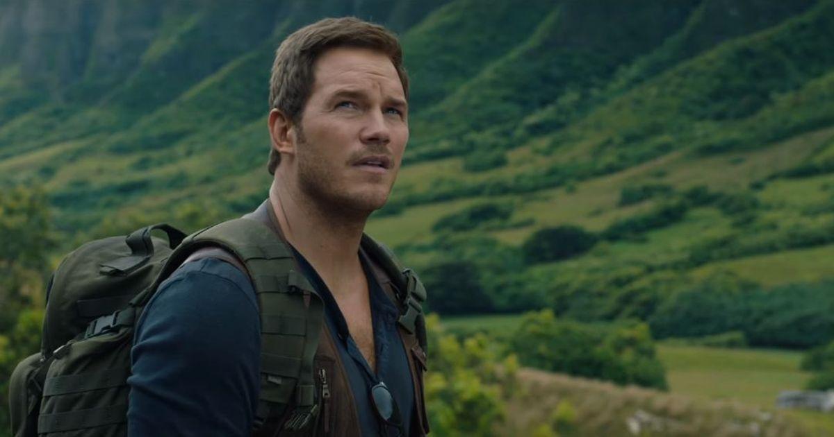 Watch Dinosaurs volcano eruption and extinction fears in 'Jurassic World Fallen Kingdom' trailer