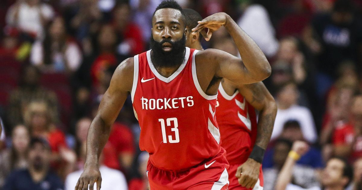 Rockets pull away for 112-101 win over Jazz