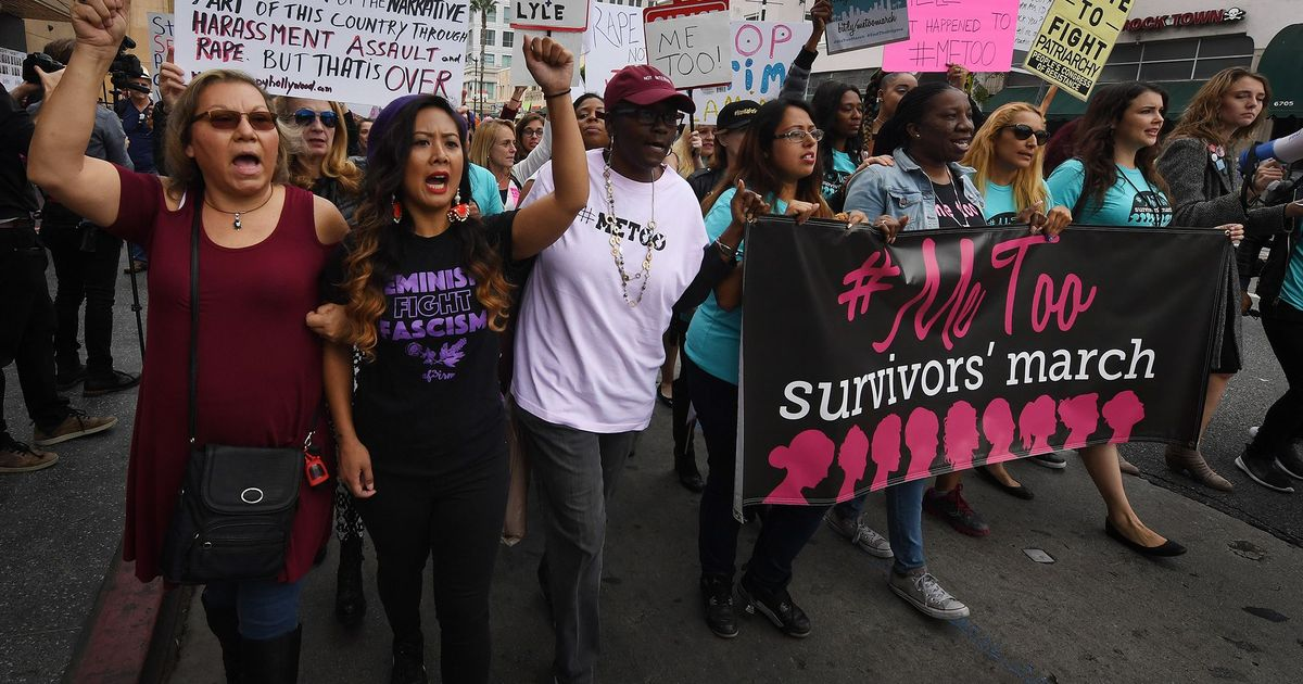 Who is to blame for keeping Time's #MeToo 'silence breakers' silent?