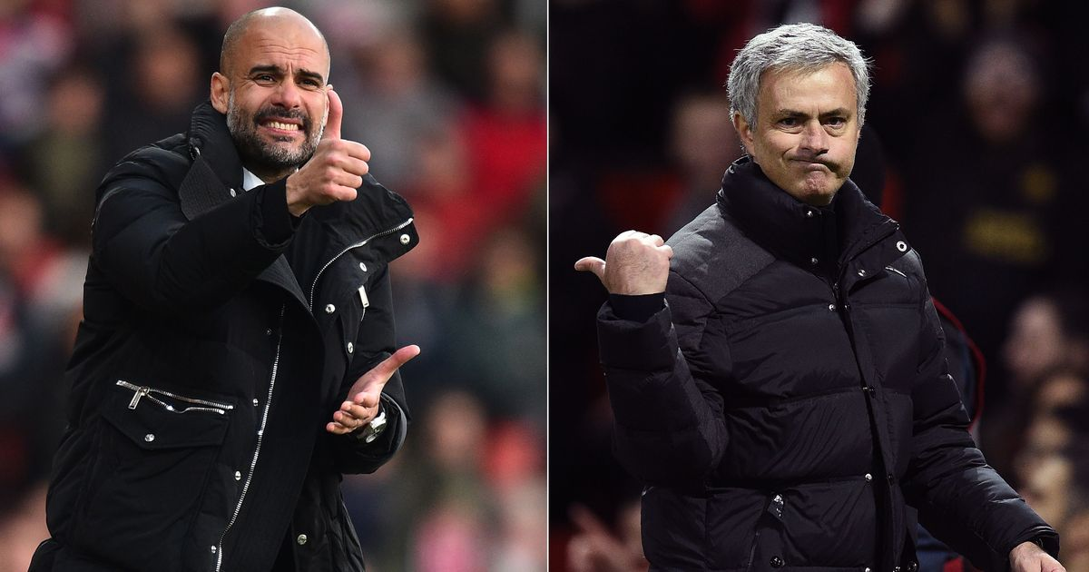 Manchester Derby Data Check: City's Etihad jinx against United, Guardiola's lead over Mourinho