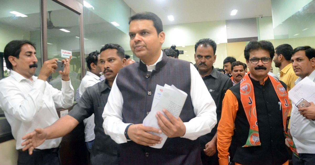 Maharashtra CM Fadnavis' helicopter force-lands in Nashik after carrying extra passengers