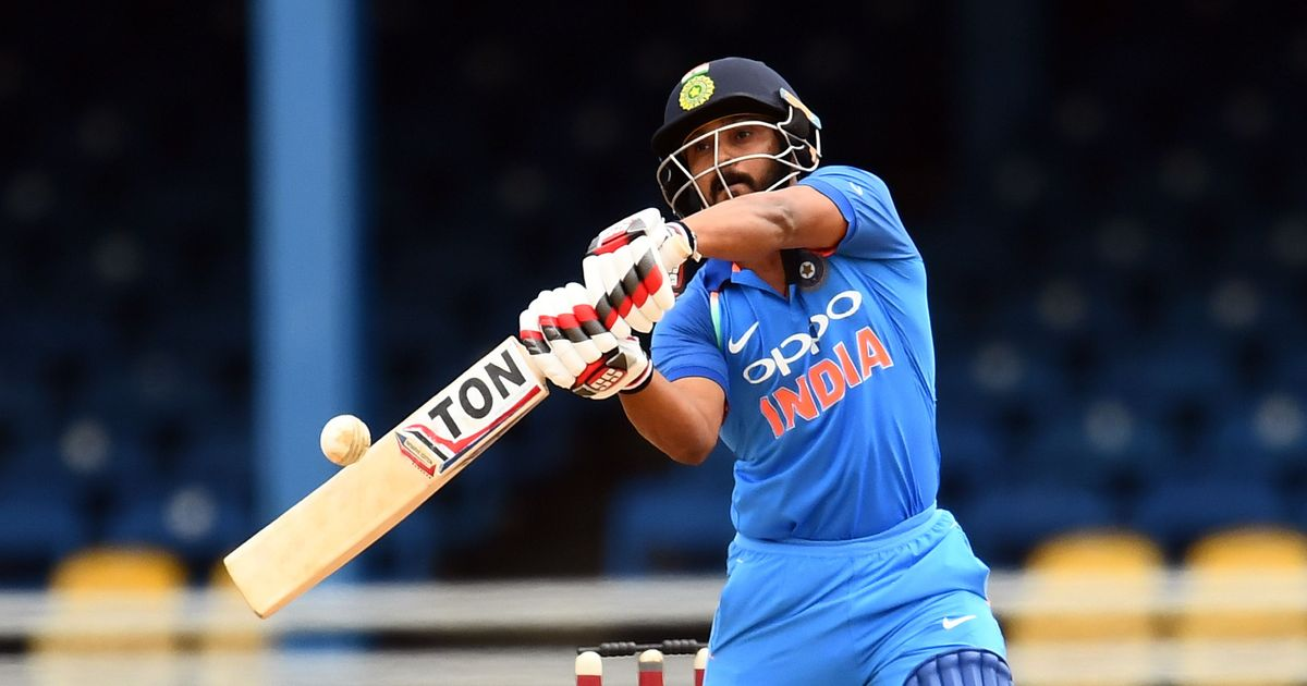 Kedar Jadhav Shardul Thakur back in India's ODI squad for South Africa