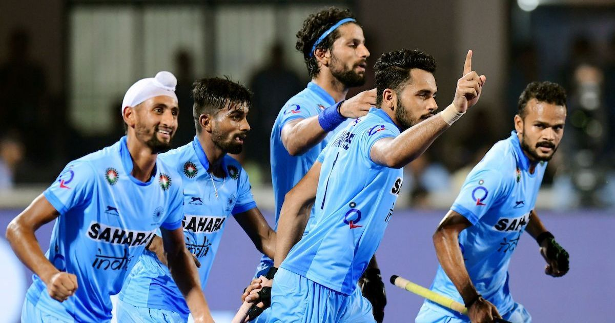 Indian men's hockey side becomes first team to be included in Target Olympic Podium Scheme