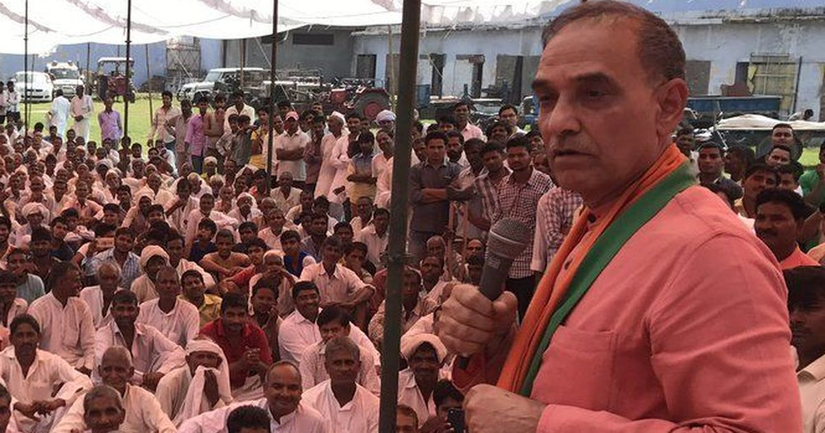 Minister Satyapal Singh refuses to retract statement on Darwin's theory despite scientists' letter