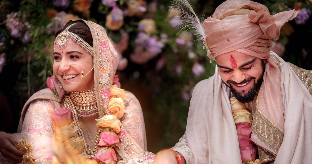 BJP MLA calls Virat and Anushka 'unpatriotic' for marrying outside India