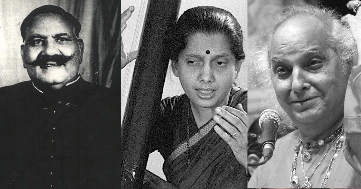 Listen: Bade Ghulam Ali Khan, Veena Sahasrabuddhe and Jasraj mesmerise in Aadaa Chautaal
