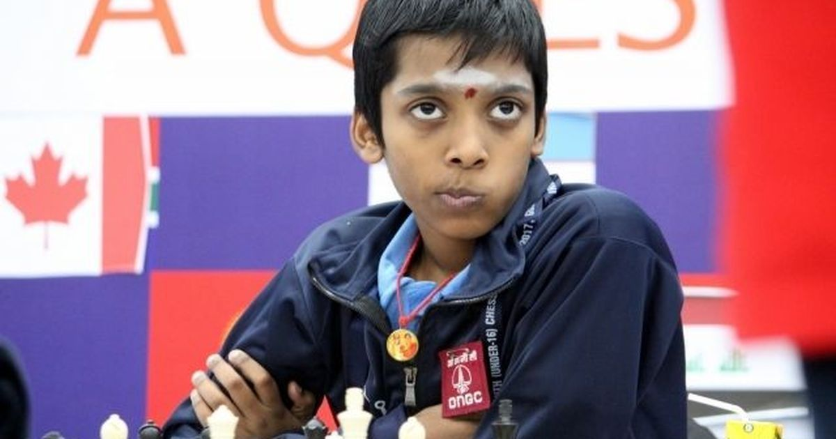 Gibraltar Chess: R Praggnanandhaa slips to joint third spot after losing to Hao in seventh round