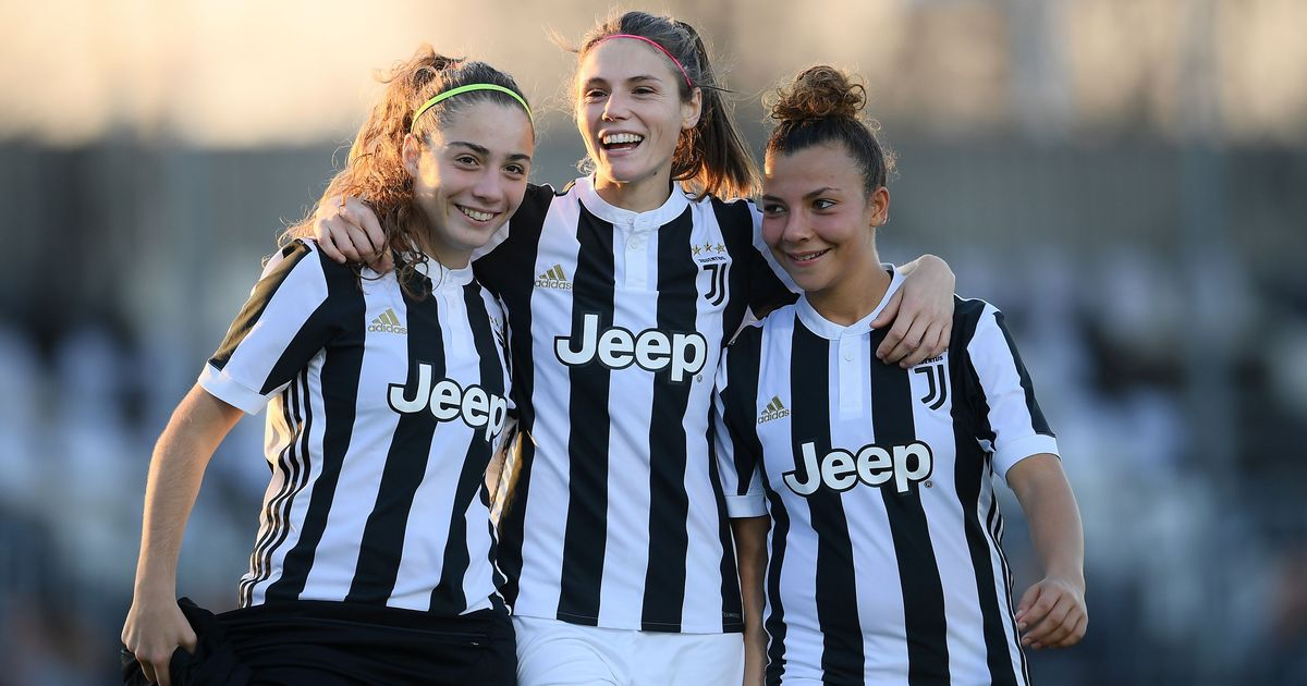 After 120 Years Juventus Has A Women S Team Which Is Shaking Up