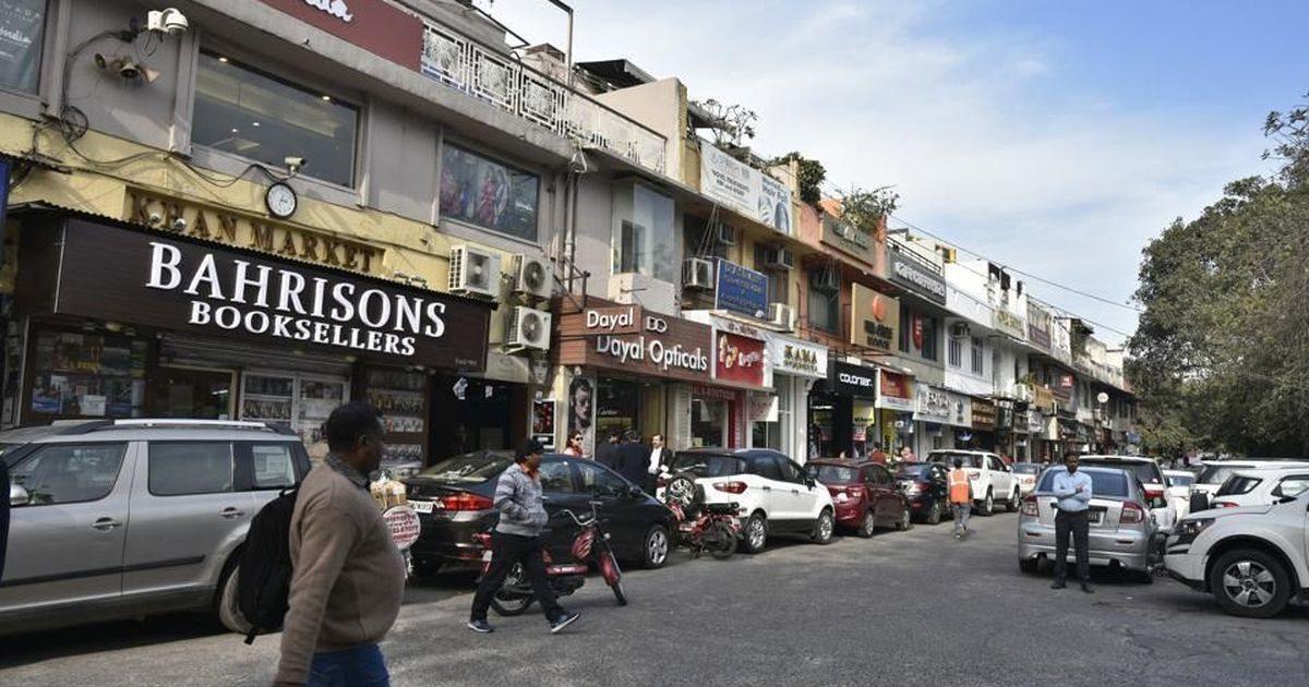 Khan Market: The bugbear of many BJP leaders is the world's 20th most expensive high street