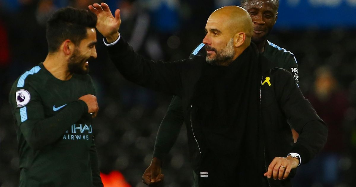 Pep Guardiola extends stay at Manchester City, signs deal till 2021