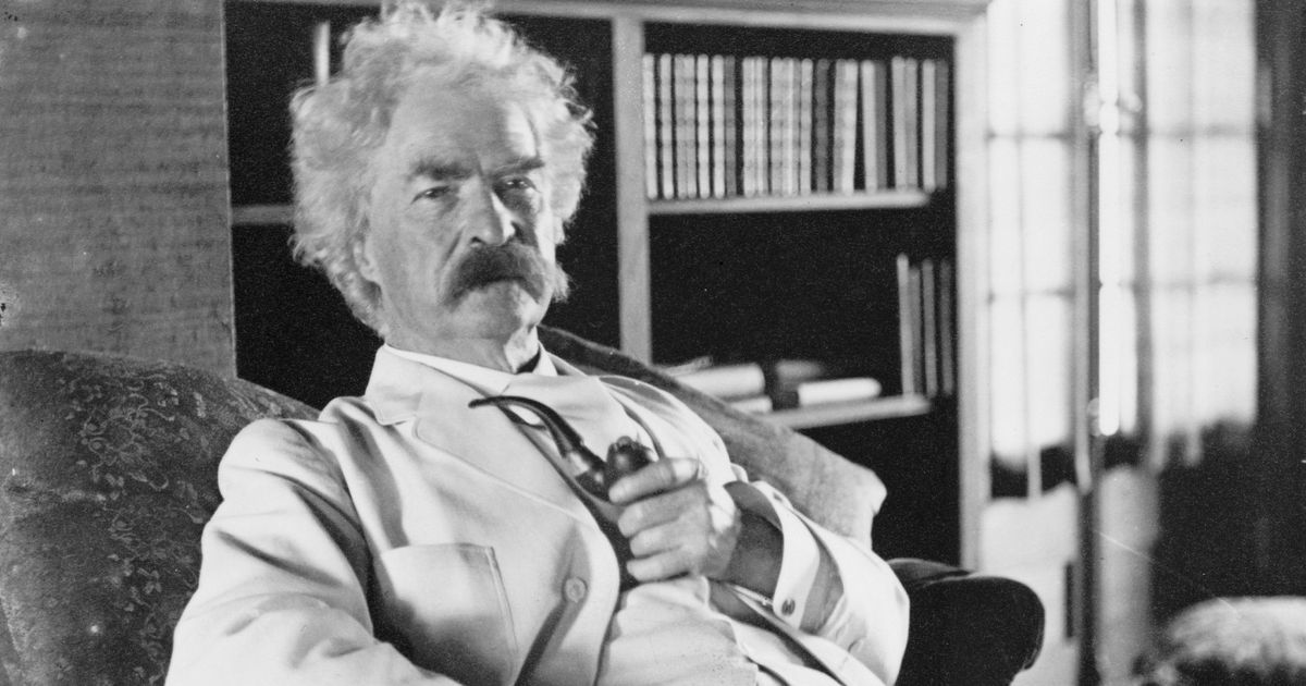 A new Mark Twain book is out, 107 years after his death. But who wrote it?