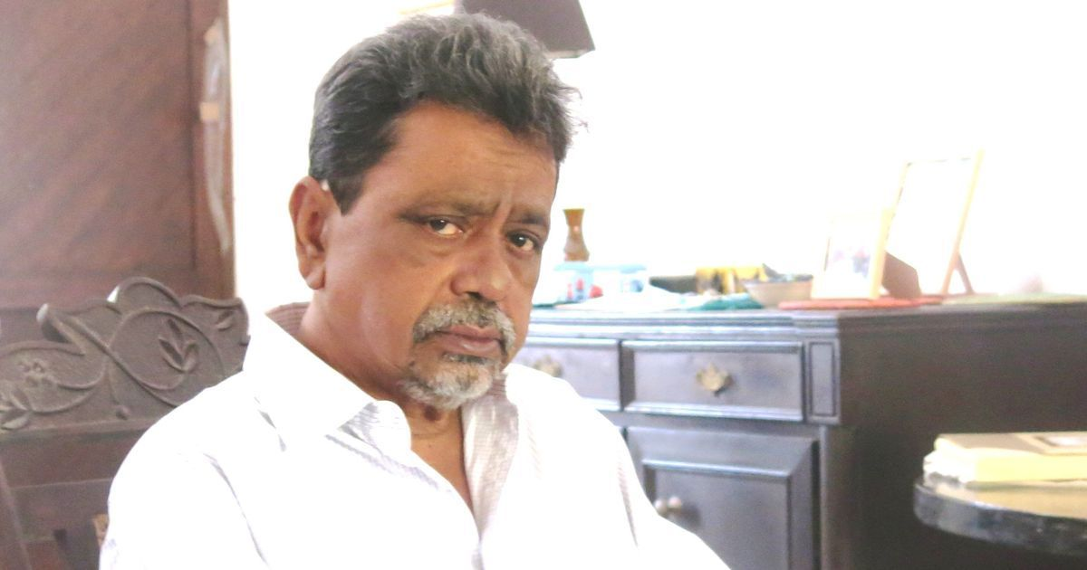 'At 64 I'm beginning to wonder whether I have any more poems left in me': Manohar Shetty