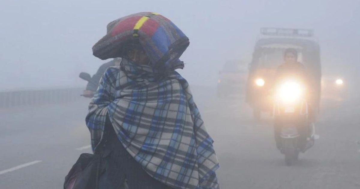 शीत लहर का कहर, उत्तर प्रदेश में बीते 24 घंटों में कम से कम चार लोगों की मौत