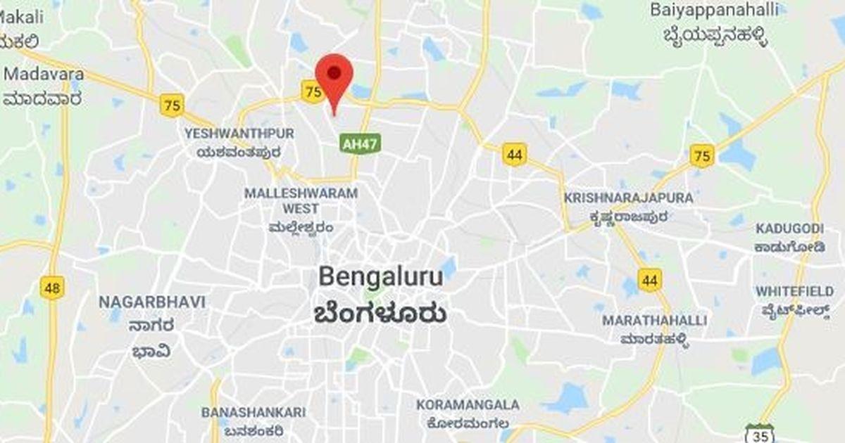 Bengaluru 10 men assault kashmiri brothers allegedly for not bengaluru 10 men assault kashmiri brothers allegedly for not speaking kannada two arrested google maps gumiabroncs Choice Image