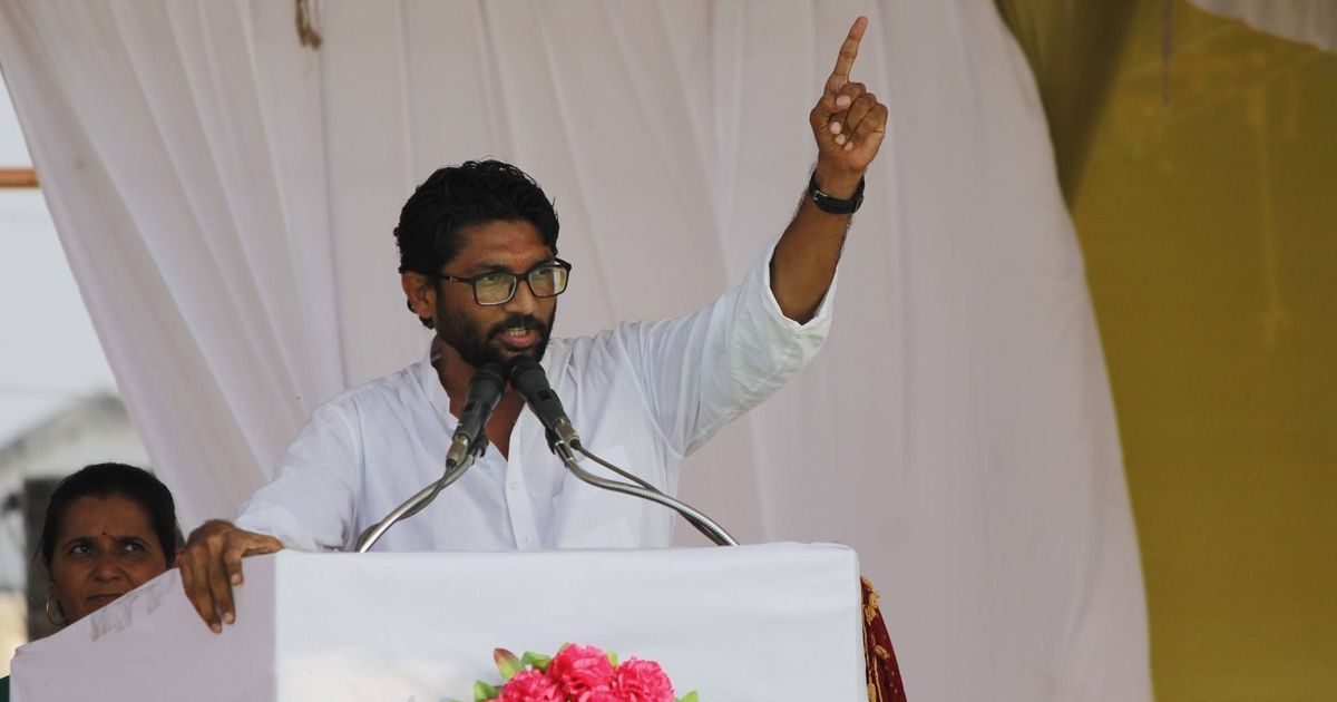 Pune Complaint filed against Jignesh Mevani Umar Khalid for their alleged provocative speeches