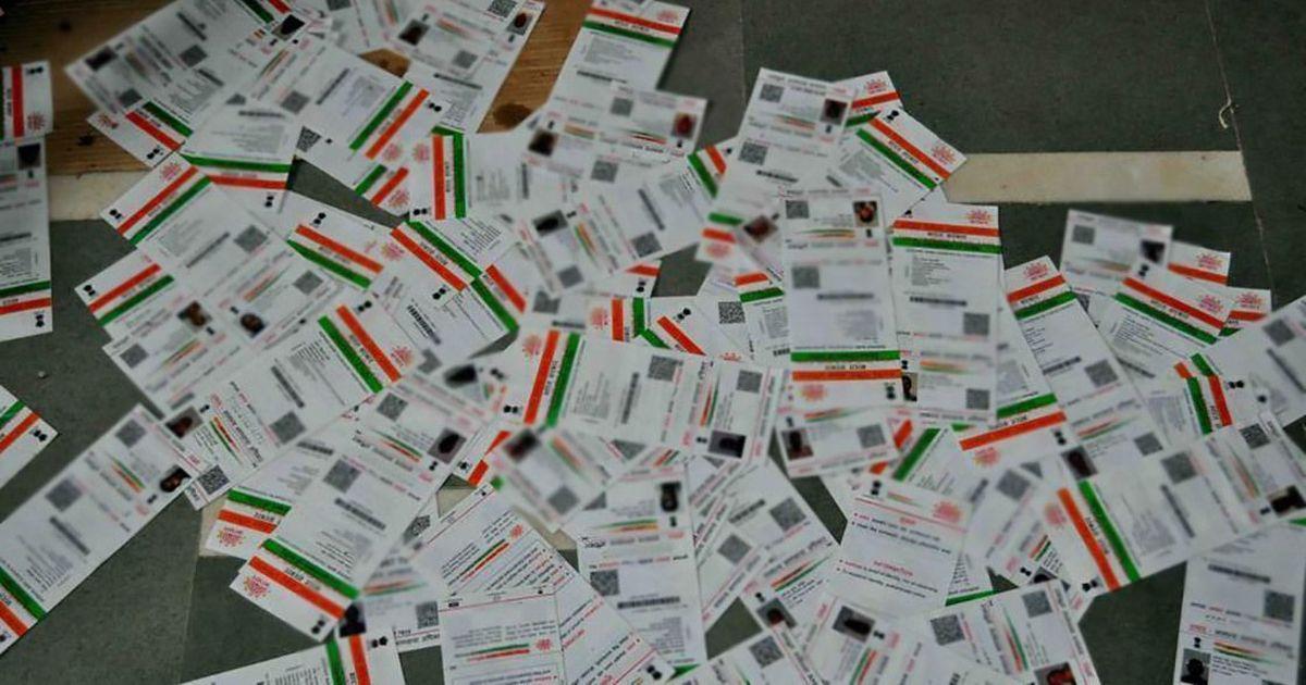 Maharashtra: Volunteers find thousands of Aadhaar cards dumped in well in Yavatmal