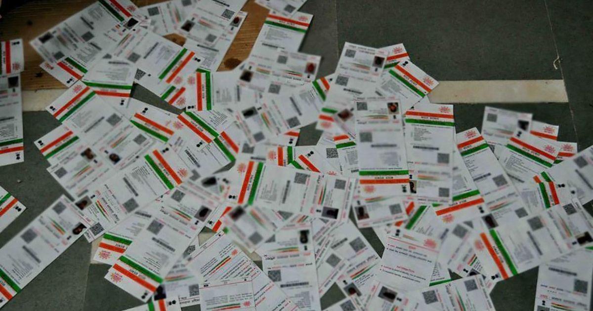 87 crore bank accounts inked with Aadhaar card