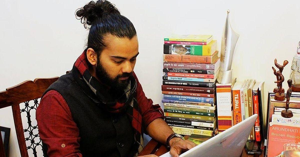 Rahul Kotiyal of Satyagrah, Scroll.in's Hindi website, wins Ramnath Goenka Journalism Award