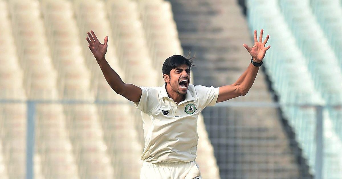 Rajneesh Gurbani becomes 2nd bowler to take hat-trick in Ranji final