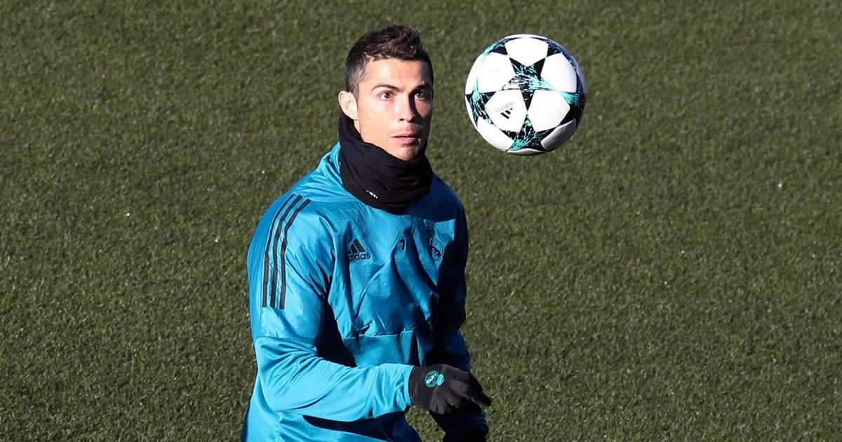 'The tie is one that could define the whole season': Ronaldo ahead of Real's clash with PSG