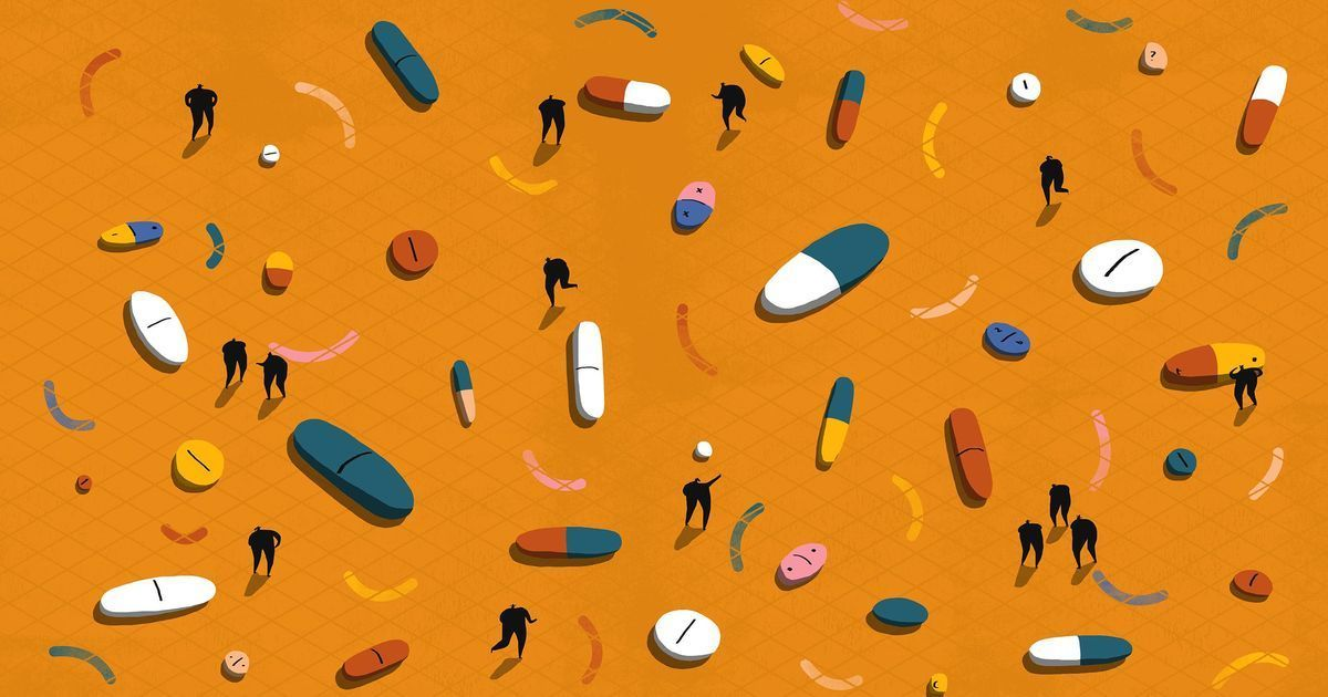 The secret life of antidepressants: Can they be used to treat irritable bowels and cancer?