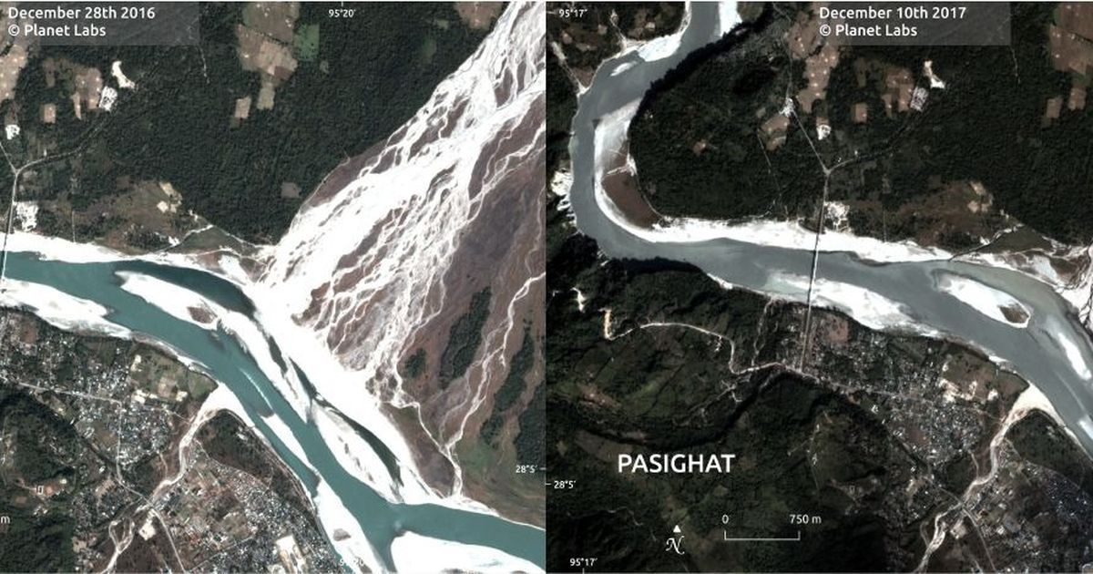 China is not to blame for black Brahmaputra – but people in Arunachal and Assam face imminent danger