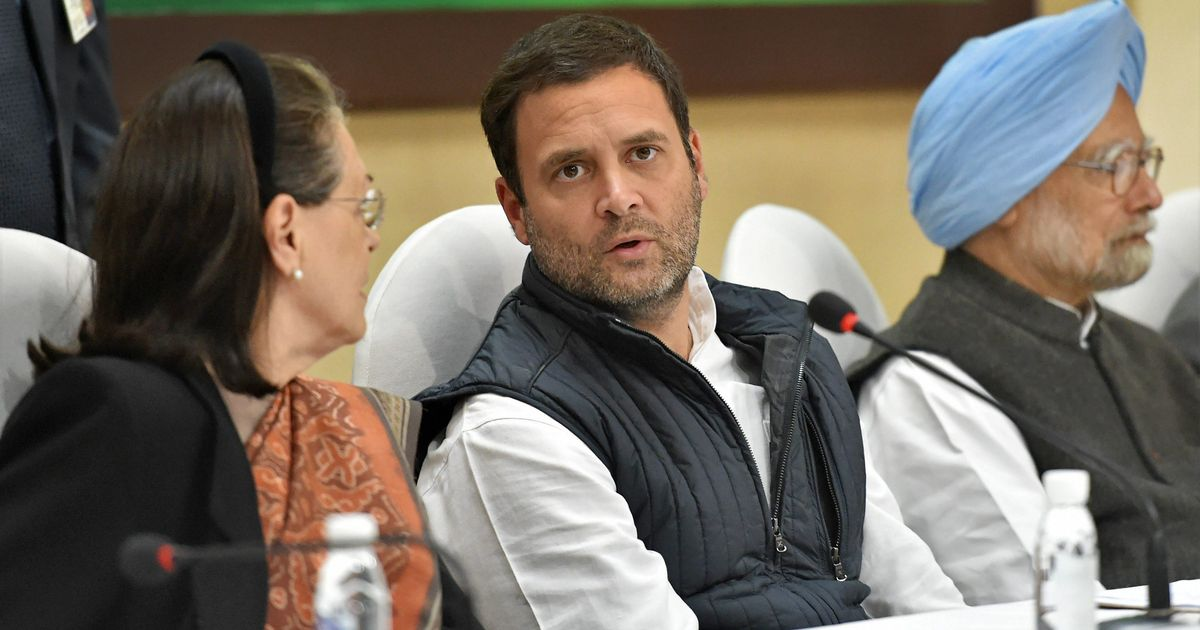 Congress Steering Committee to plan forthcoming plenary session in Delhi today
