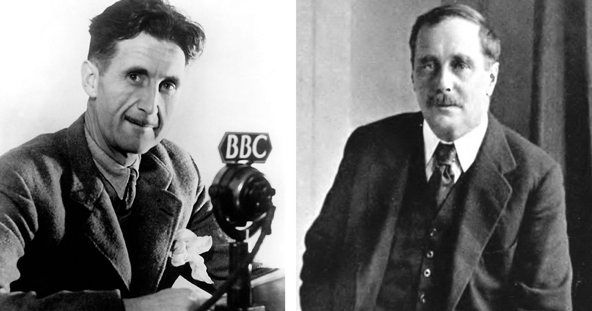 Can science save humanity? The debate between HG Wells and George Orwell is still relevant today