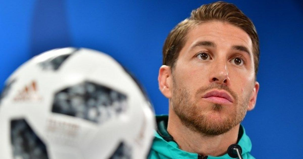 8f2f72a26 Football  Real Madrid deny allegations of Ramos doping breach in 2017  Champions League final