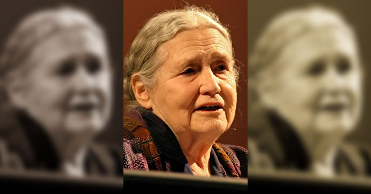 'Mara and Dann': Doris Lessing's futuristic novel embodies a journey away from our dismal world