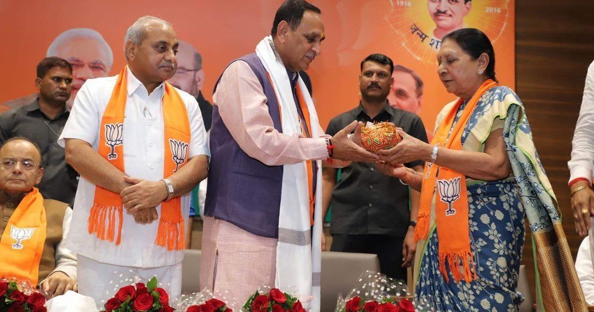 Rupani to stay Gujarat CM, no decision yet on Himachal