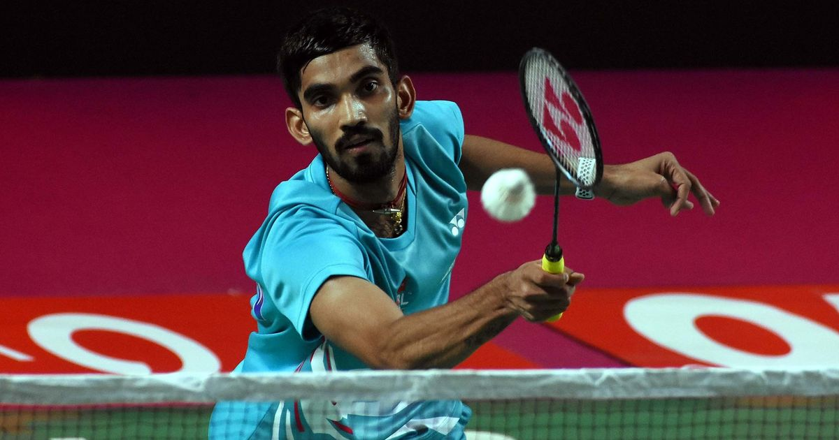 'A medal at CWG and Asian Games is more important than becoming world No 1': Kidambi Srikanth