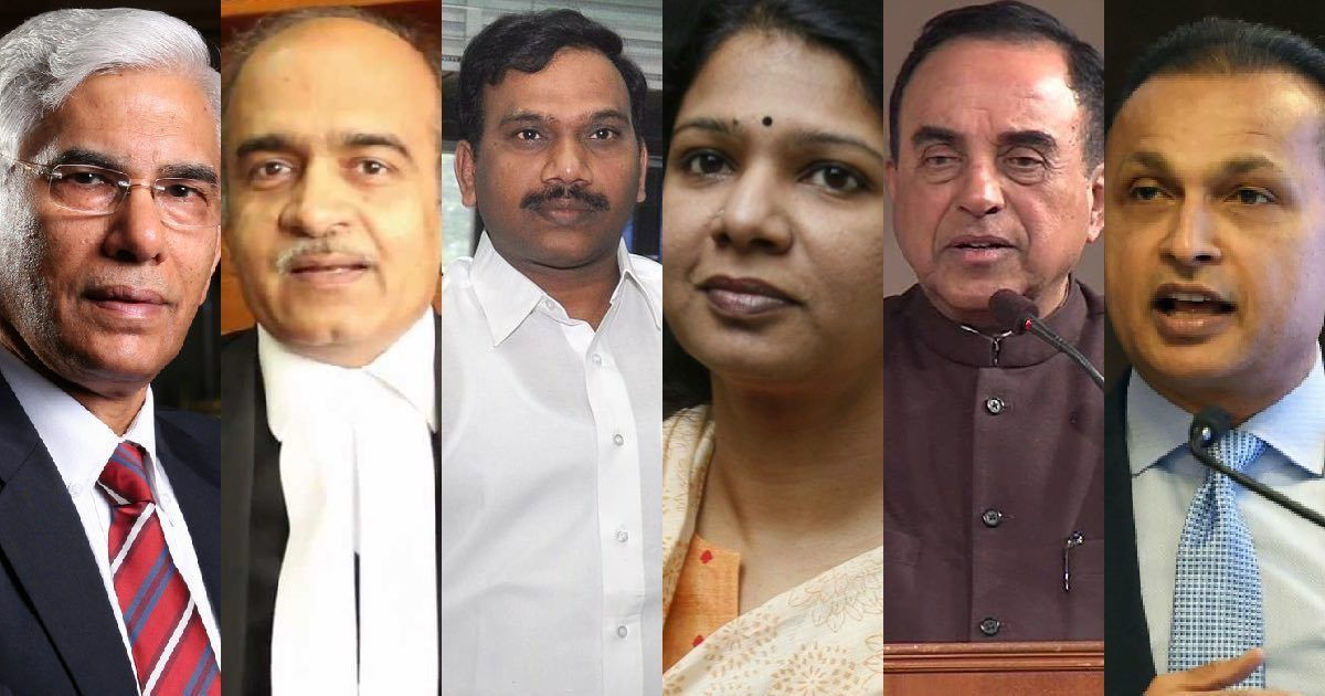 2G: The key players – a virtual who's who from the worlds of politics, business, bureaucracy and law