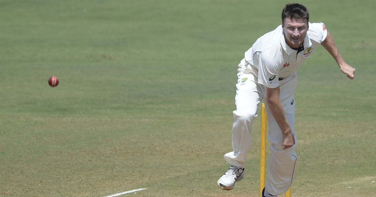 Australia pacer Jackson Bird ruled out of South Africa tour, uncapped Chadd Sayers gets nod