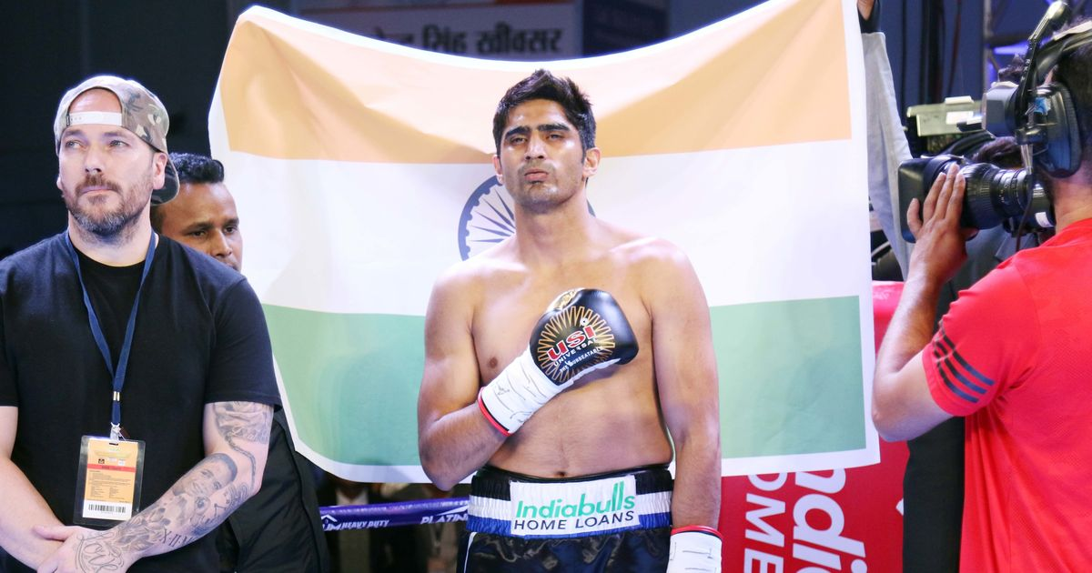 Boxing: Vijender Singh looking for bright start in US debut against Mike Snider