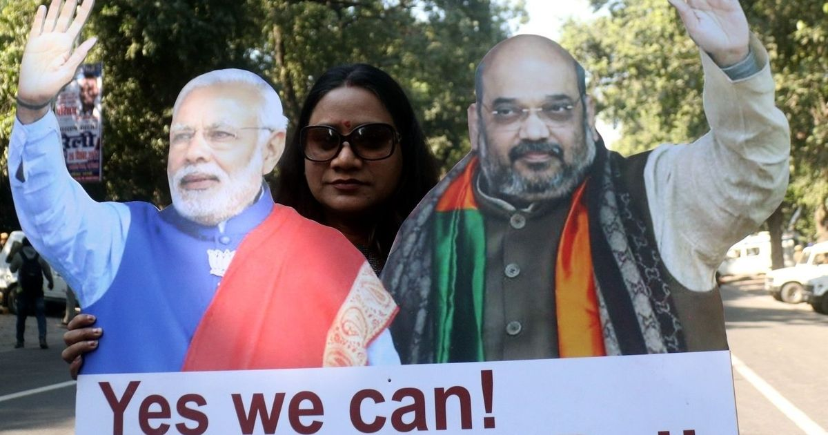 The Daily Fix: In 2018, India should wish for Modi to put the focus on vikas, not divisive politics
