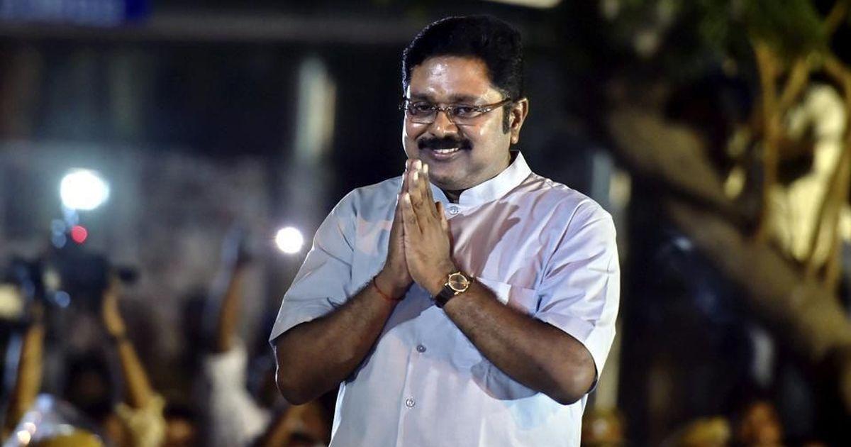 तमिलनाडु : दिनाकरण को झटका, नई पार्टी का नाम-चुनाव चिह्न जारी करने पर सुप्रीम कोर्ट की रोक