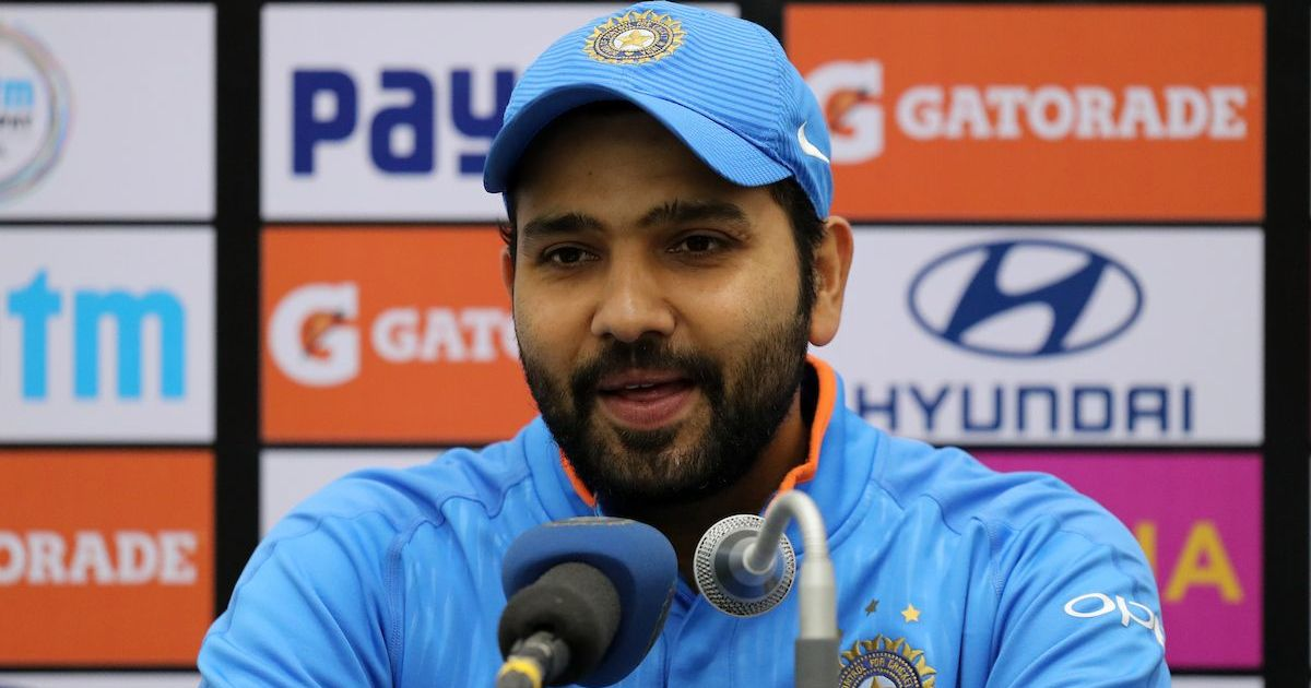 We back our batsmen to chase down any target, says Rohit Sharma after India sweep T20I series
