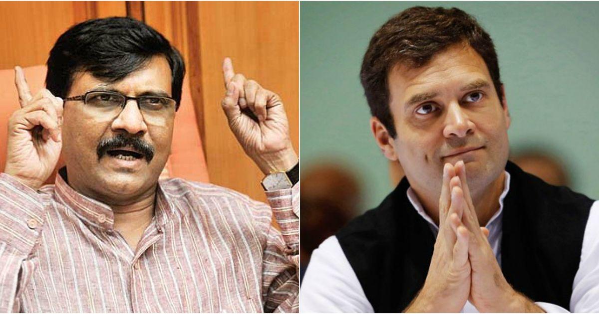 शिव सेना द्वारा अगले आम चुनाव में राहुल को भाजपा के लिए चुनौती बताने सहित दिन के बड़े समाचार