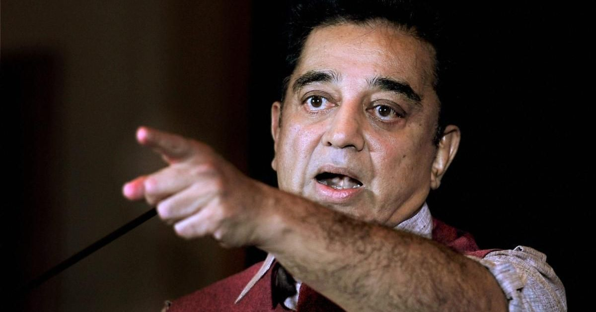 Don't see alliance with Rajinikanth if his colour's saffron: Kamal Haasan