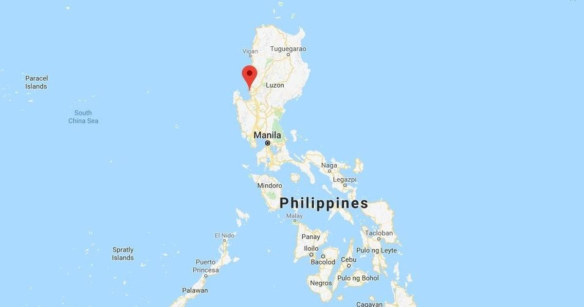 20 dead after Xmas mass bus crash in Philippines