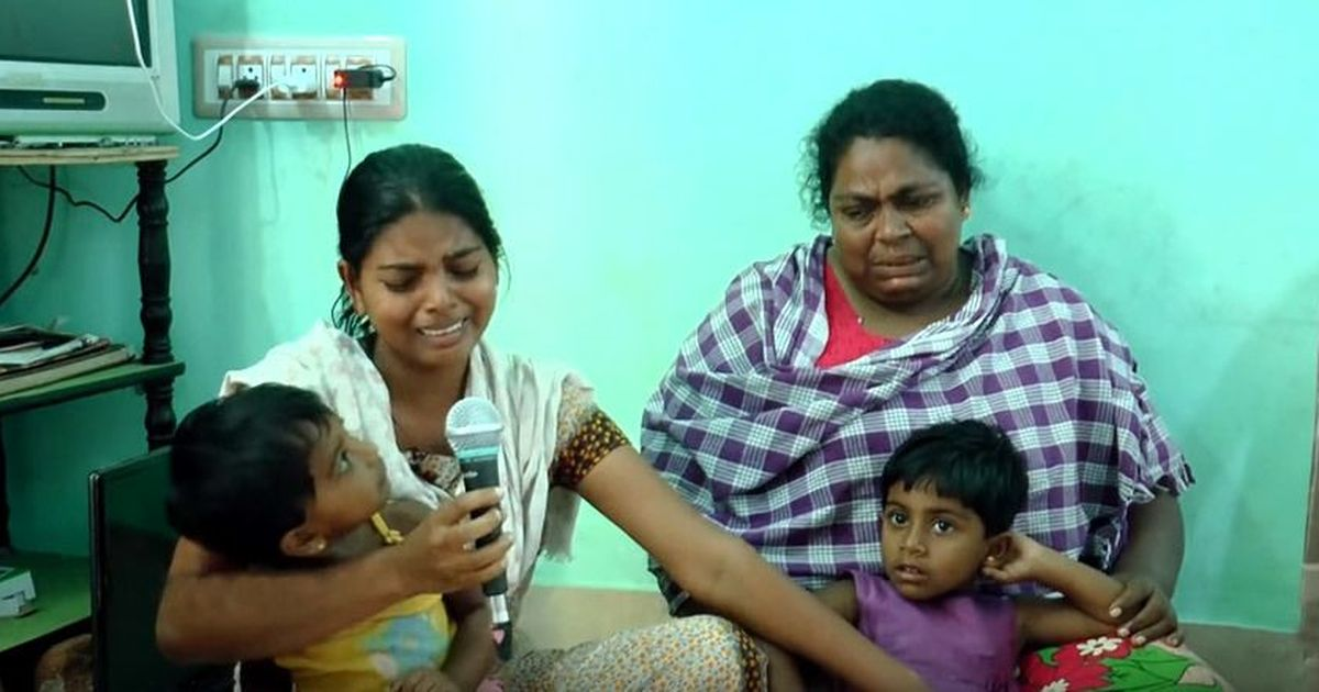 A documentary on Cyclone Ockhi exposes government apathy towards Kanyakumari's fisherfolk
