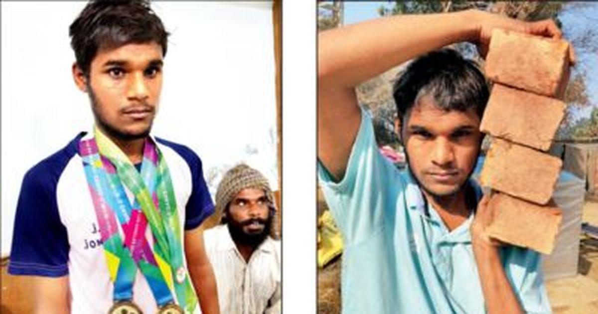 स्पेशल ओलंपिक्स में देश के लिए दो स्वर्ण लाने वाले राजबीर को सरकारी बेरुखी ने मजदूर बना दिया