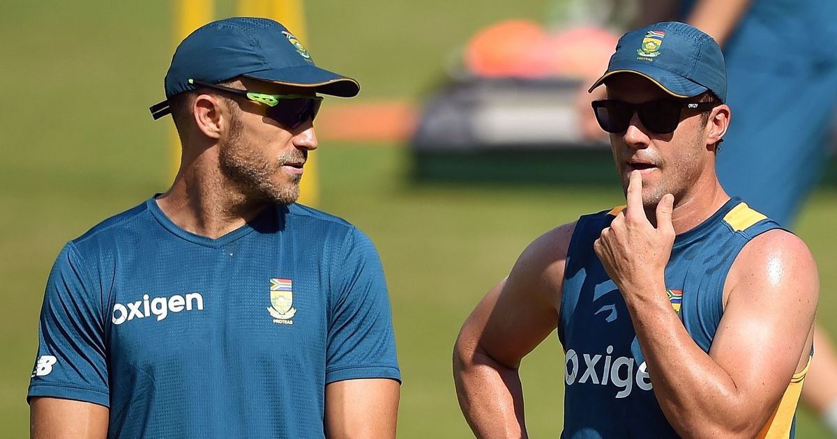He's keen to come back, I don't know when: Faf du Plessis ready for AB de Villiers's SA return