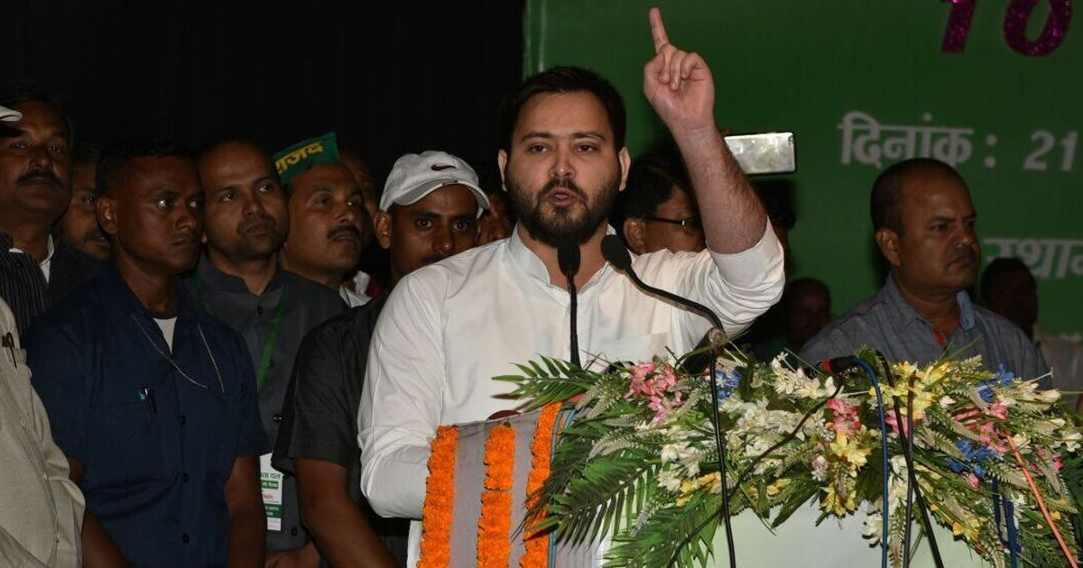 Bihar rapes: Tejashwi Yadav accuses Nitish Kumar of shielding guilty, gives him one-week ultimatum