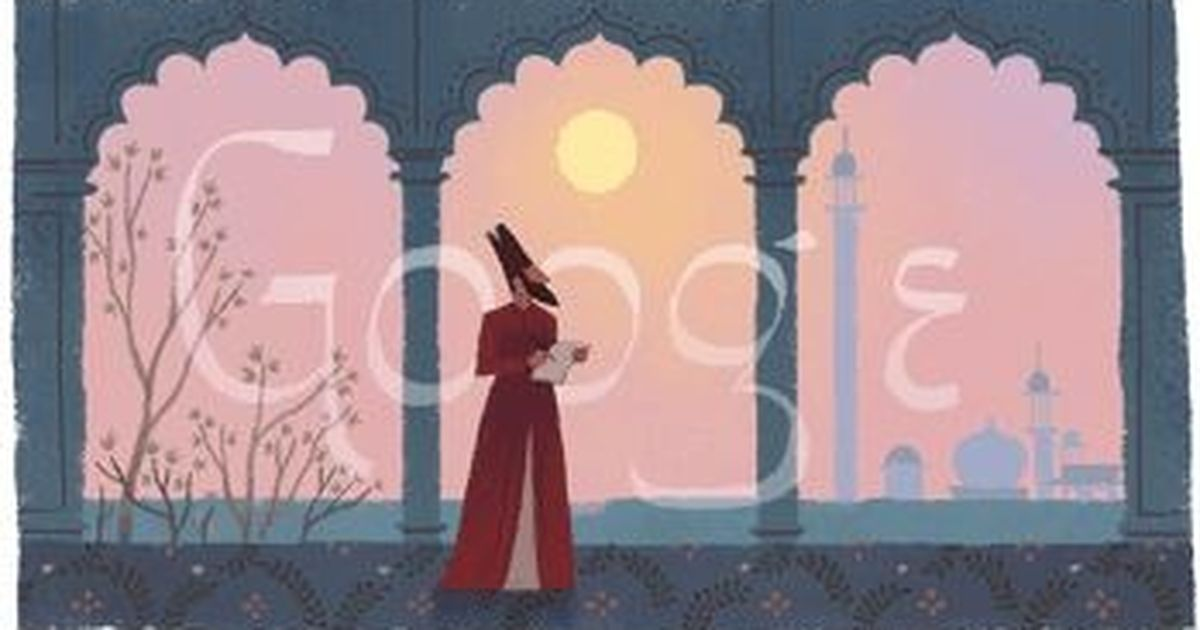 Google Doodle celebrates 220th birthday of iconic poet Mirza Ghalib