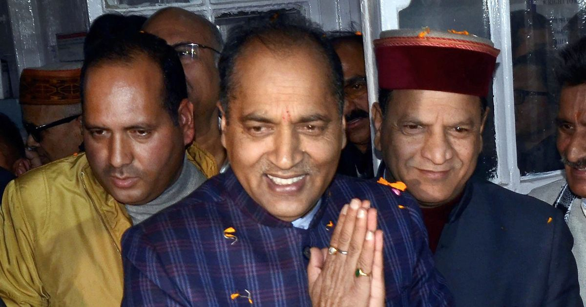 हिमाचल प्रदेश : सरकार 'राजनीतिक फायदे' के लिए दर्ज मुकदमे वापस लेगी