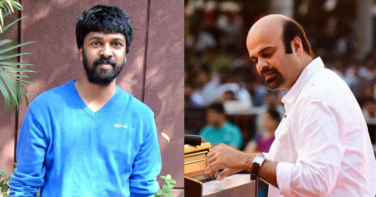 Anil Srinivasan and Madhan Karky to host a music-themed chat show on Zee Tamil